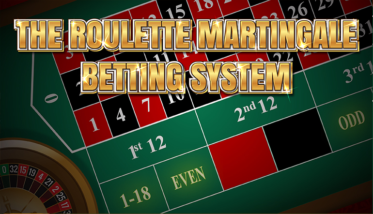 Martingale betting System 98555