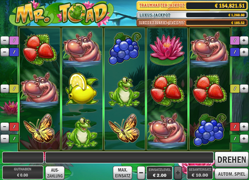 Video Mr Toad 6524