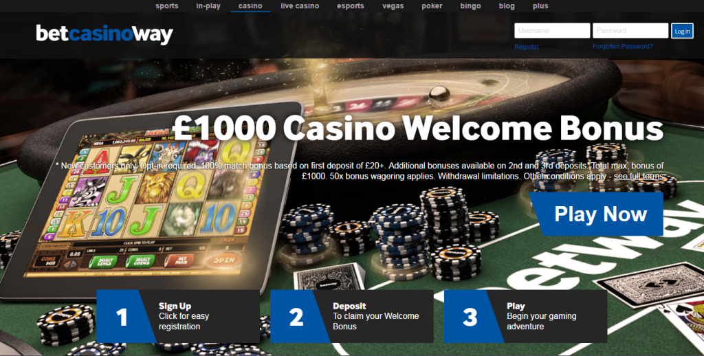 Casino official website 34868