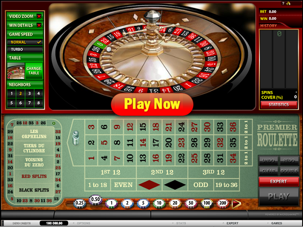 Roulette odds NYA 10444