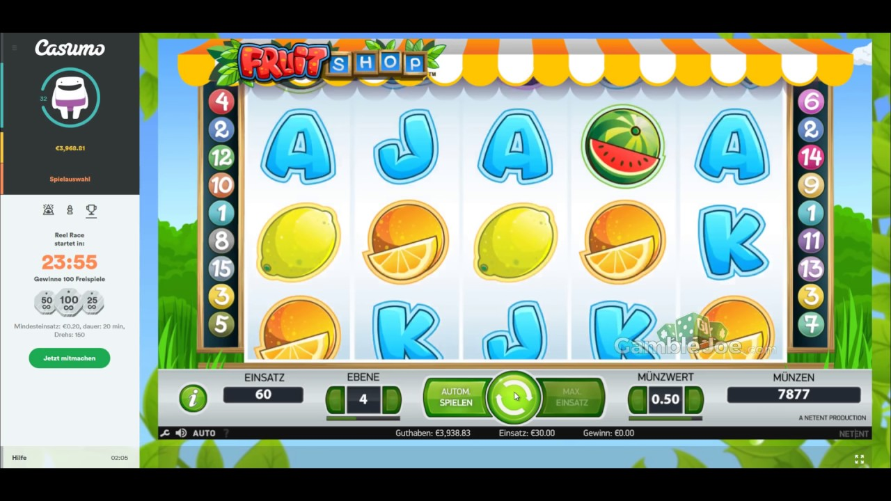 Fruit Shop slot 16590
