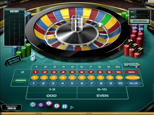 Klassiska casinospel roulette 38117