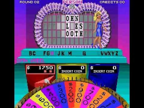 Wheel of fortune 50838