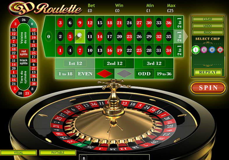 Roulette odds NYA 10618