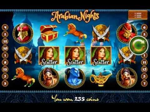 Arabian nights 16064