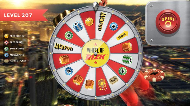 Rizk Free spins 47862
