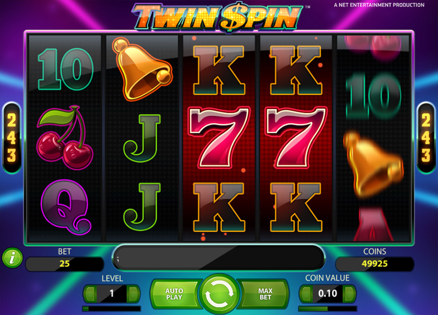 Twin spin 68930