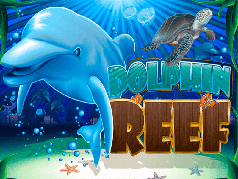Dolphin Reef slot 34134