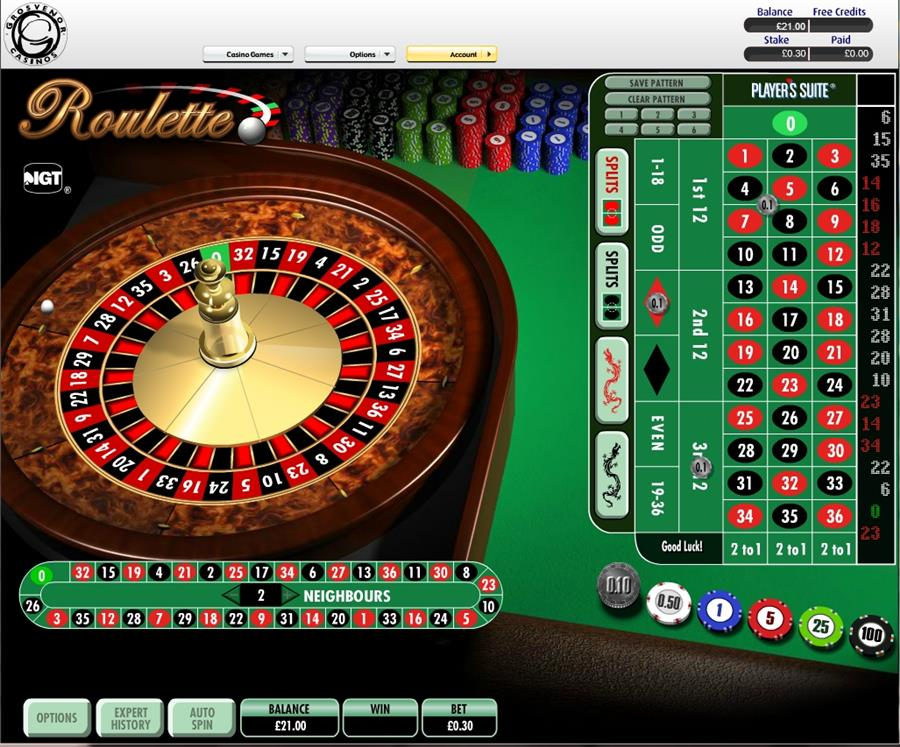 Roulette payout casino 3363