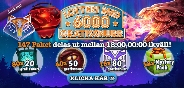 Nya kontofria casinon 48940