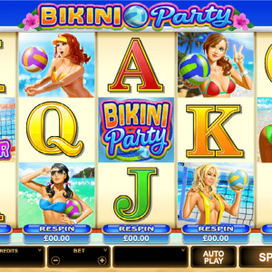 Casino bikini party 40733