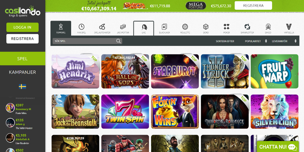 Casinospel Android iPhone 57072