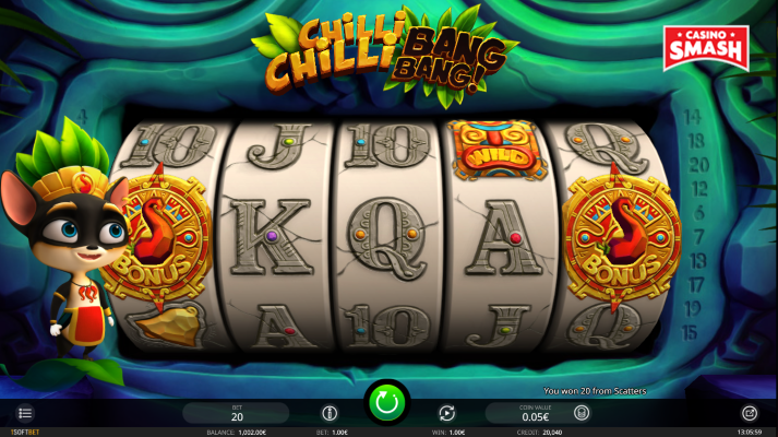 Chilli Bang Slot 38581