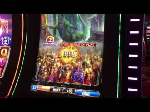 Free spins 8710