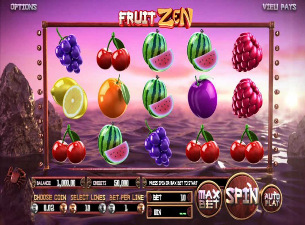 Fruit spins spelautomater 22442