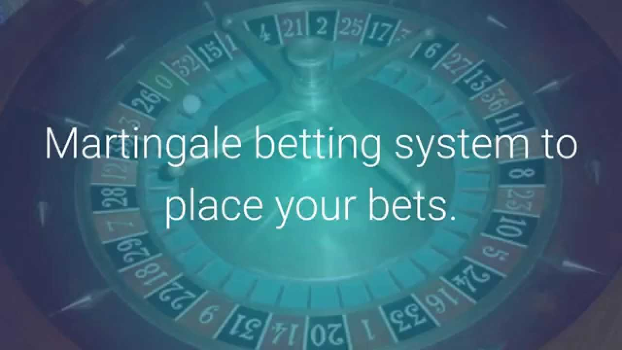Martingale betting System 52368
