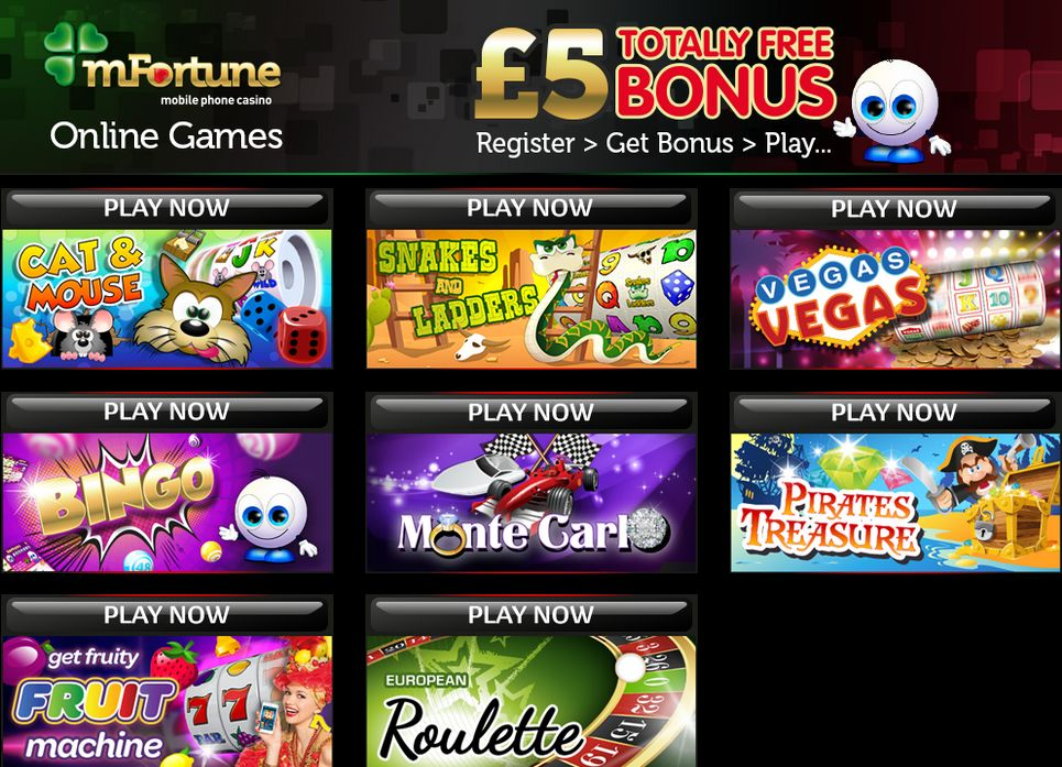 Mobile Casino Slot