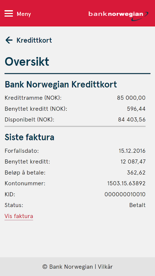 Norsk casino bankid 82746