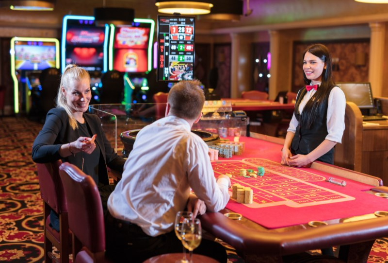 Roulette payout Amatic 81340