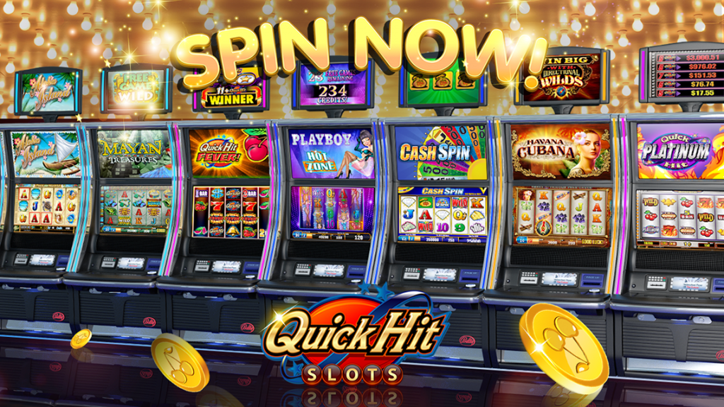 Slot Quick spin 91875