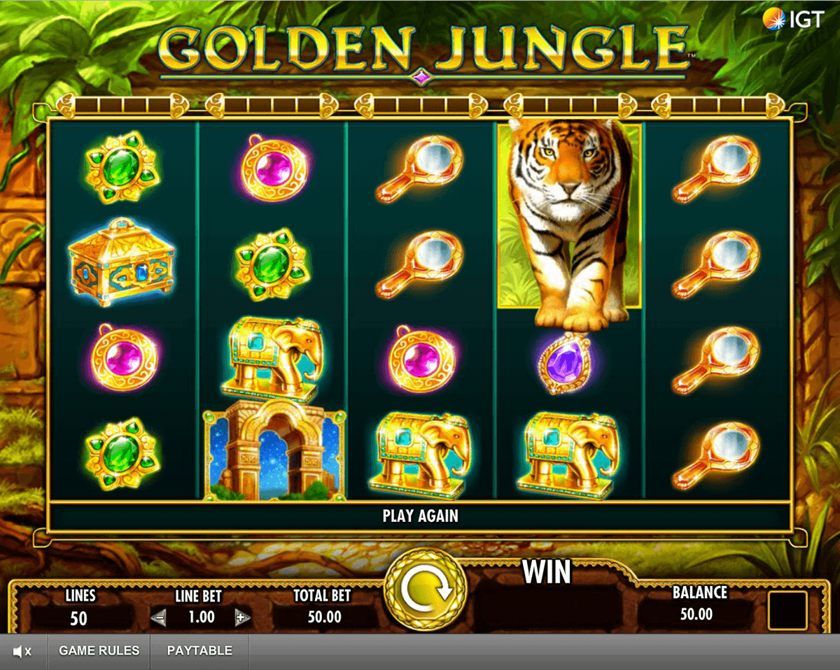 Strategier Jungle Games 25856