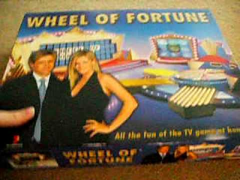 Wheel of fortune 6926